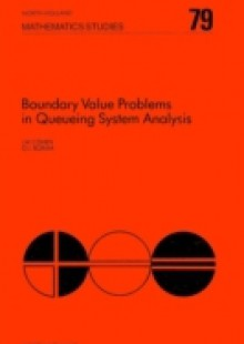 Обложка книги  - Boundary Value Problems in Queueing System Analysis