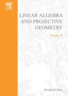 Обложка книги  - Linear Algebra and Projective Geometry