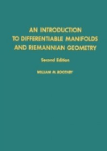 Обложка книги  - Introduction to Differentiable Manifolds and Riemannian Geometry