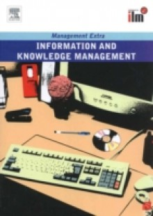 Обложка книги  - Information and Knowledge Management Revised Edition