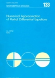 Обложка книги  - Numerical Approximation of Partial Differential Equations