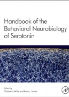 Обложка книги  - Handbook of the Behavioral Neurobiology of Serotonin