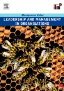 Обложка книги  - Leadership and Management in Organisations