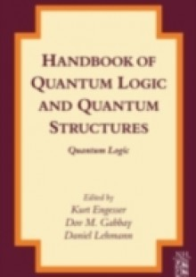 Обложка книги  - Handbook of Quantum Logic and Quantum Structures