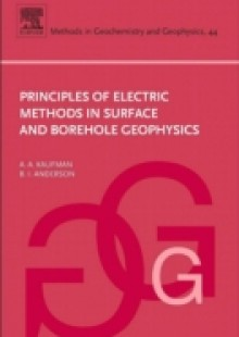 Обложка книги  - Principles of Electric Methods in Surface and Borehole Geophysics
