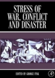 Обложка книги  - Stress of War, Conflict and Disaster