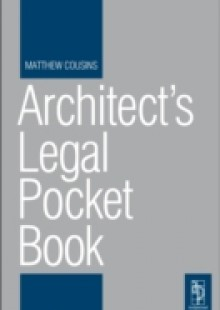 Обложка книги  - Architect's Legal Pocket Book