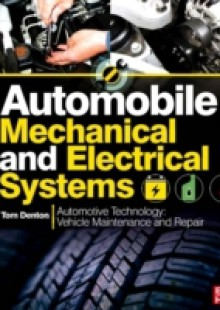 Обложка книги  - Automobile Mechanical and Electrical Systems