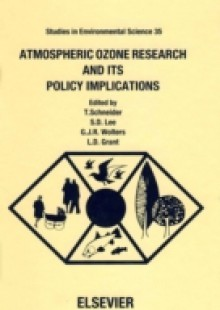 Обложка книги  - Atmospheric Ozone Research and its Policy Implications