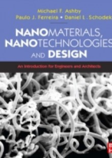 Обложка книги  - Nanomaterials, Nanotechnologies and Design