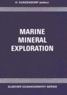 Обложка книги  - Marine Mineral Exploration