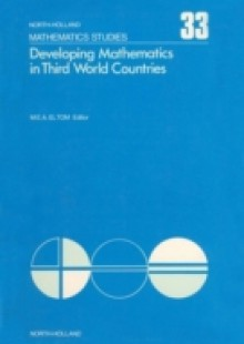 Обложка книги  - Developing Mathematics in Third World Countries