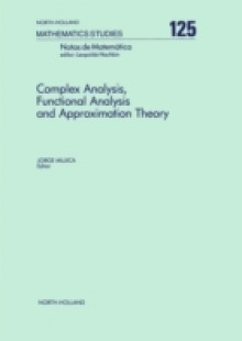 Обложка книги  - Complex Analysis, Functional Analysis and Approximation Theory