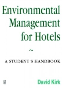 Обложка книги  - Environmental Management for Hotels