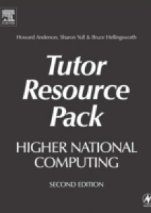 Обложка книги  - Higher National Computing Tutor Resource Pack
