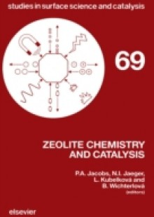 Обложка книги  - Zeolite Chemistry and Catalysis