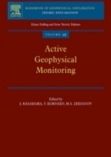 Обложка книги  - Active Geophysical Monitoring