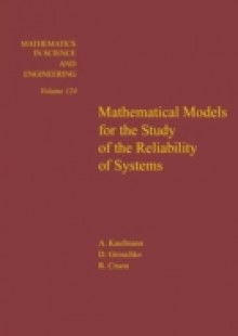 Обложка книги  - Mathematical Models for the Study of the Reliability of Systems