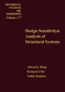 Обложка книги  - Design Sensitivity Analysis of Structural Systems