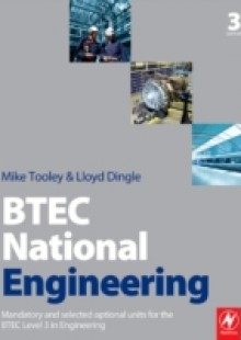 Обложка книги  - BTEC National Engineering