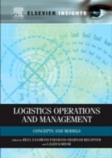 Обложка книги  - Logistics Operations and Management