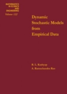 Обложка книги  - Dynamic Stochastic Models from Empirical Data