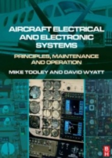 Обложка книги  - Aircraft Electrical and Electronic Systems