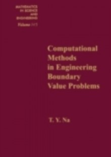 Обложка книги  - Computational Methods in Engineering Boundary Value Problems