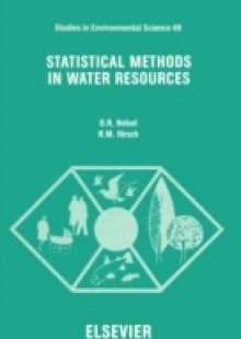 Обложка книги  - Statistical Methods in Water Resources