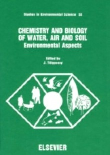 Обложка книги  - Chemistry and Biology of Water, Air and Soil