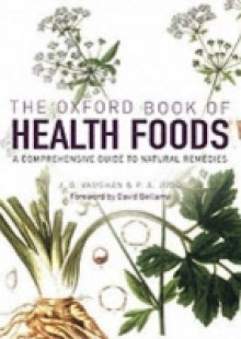 Обложка книги  - Oxford Book of Health Foods