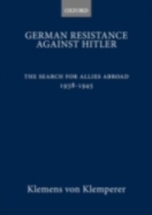 Обложка книги  - German Resistance against Hitler