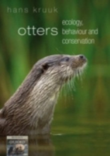 Обложка книги  - Otters: ecology, behaviour and conservation