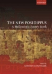 Обложка книги  - New Posidippus: A Hellenistic Poetry Book