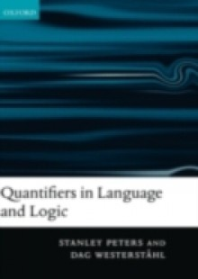 Обложка книги  - Quantifiers in Language and Logic