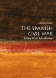 Обложка книги  - Spanish Civil War: A Very Short Introduction