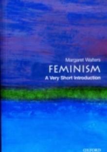 Обложка книги  - Feminism: A Very Short Introduction