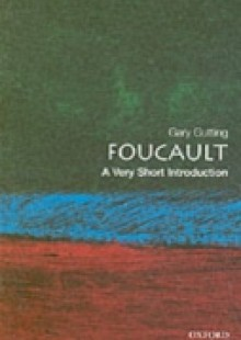 Обложка книги  - Foucault: A Very Short Introduction