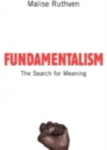Обложка книги  - Fundamentalism: The Search For Meaning