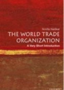 Обложка книги  - World Trade Organization: A Very Short Introduction
