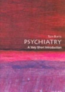Обложка книги  - Psychiatry: A Very Short Introduction