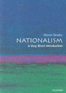 Обложка книги  - Nationalism: A Very Short Introduction
