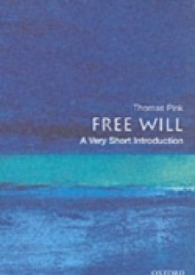 Обложка книги  - Free Will: A Very Short Introduction
