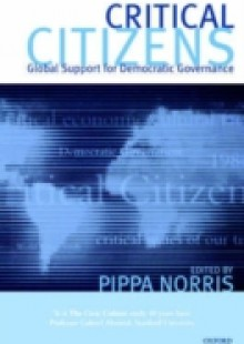 Обложка книги  - Critical Citizens: Global Support for Democratic Government
