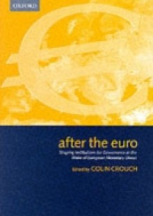 Обложка книги  - After the Euro: Shaping Institutions for Governance in the Wake of European Monetary Union