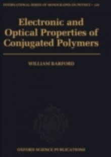 Обложка книги  - Electronic and Optical Properties of Conjugated Polymers
