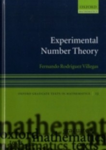 Обложка книги  - Experimental Number Theory