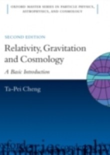 Обложка книги  - Relativity, Gravitation and Cosmology: A Basic Introduction