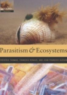 Обложка книги  - Parasitism and Ecosystems