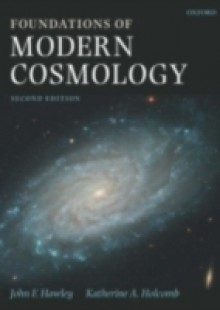 Обложка книги  - Foundations of Modern Cosmology